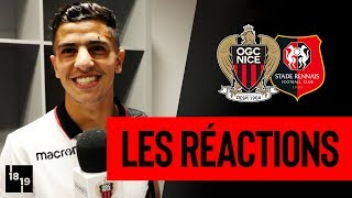 Nice 2-1 Rennes : les réactions