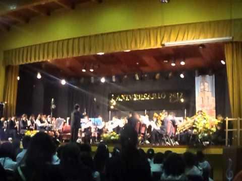 Los Jaivas Banda Instrumental LDM 2012