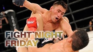 Jumabieke Fights Yao Honggang for the Legend FC Bantamweight Title