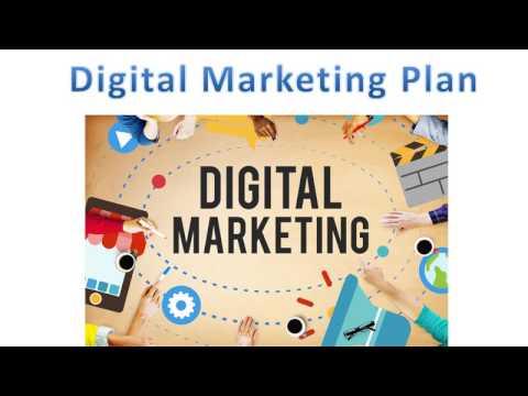 كورس السوشيال ميديا | خطة التسويق الالكترونى - Digital marketing plan