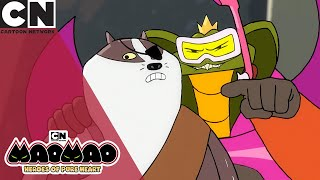 Mao Mao: Heroes of Pure Heart | Welcome To The Pirate Side! | Cartoon Network UK 🇬🇧