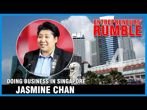 ABCi enables businesses expanding into Singapore - Jasmine Chan, Money & You graduate