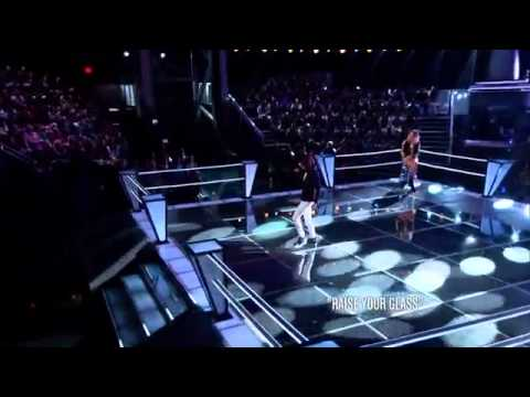 Knockouts  Audrey Karrasch vs  Michelle Chamuel   The Voice Highlight