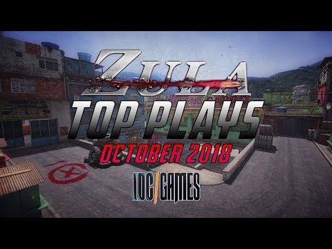 Zula Europe TOP Plays October 2018