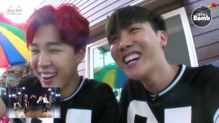 [BANGTAN BOMB] j-hope&Jimin's 'DOPE' Music Video Reaction - BTS (방탄소년단)