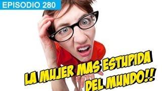 La Mujer mas Estupida del Mundo! #whatdafaqshow