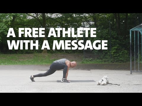 Freeletics Motivation Video – Christiane's story: a Free Athlete with a message