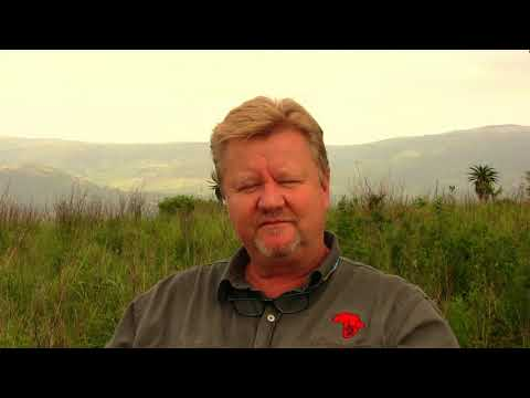 Mark sein Jahresbericht 2020 aus Zululand.
