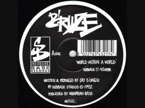 D'Cruze - World Within A World (Original)