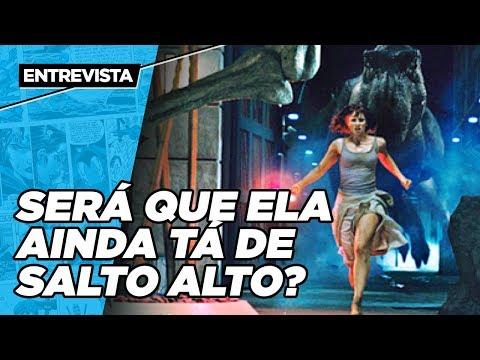 DIRETOR DO NOVO JURASSIC WORLD FALA SOBRE O FILME! | LH ENTREVISTA #12