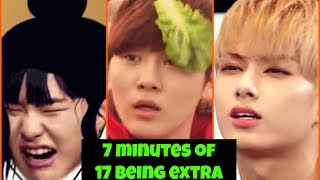 Download 😂7 Minutes Of Seventeen Being Extra (1)😂 MP3 song and Music Video
