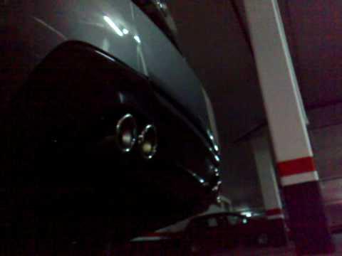 Sonido BMW 325i Eisenmann Sport