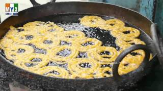 How to make Jalebi recipe | Indian Sweet | 4K VIDEO