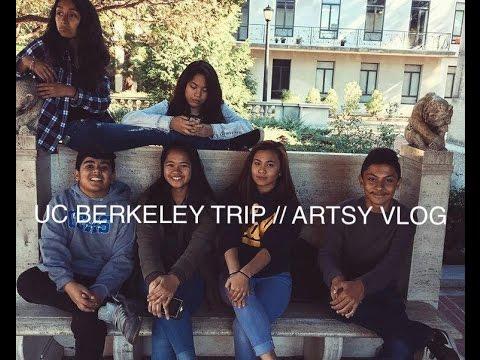 UC BERKELEY TRIP!