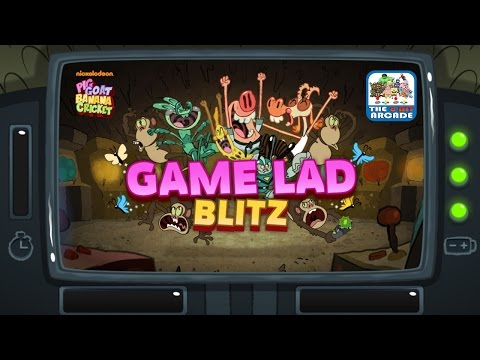 Pig Goat Banana Cricket: Game Lad Blitz - Beat The Mini Games On Your Game Lad (Gameplay)