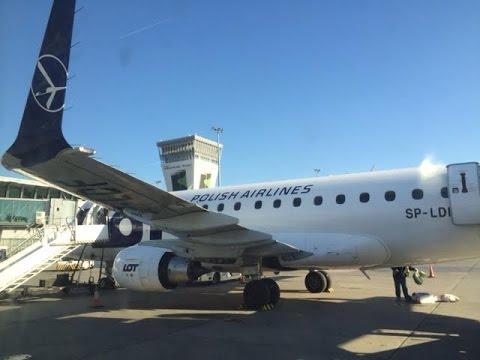 Airport Tour: Warsaw Poland WAW International Airport
