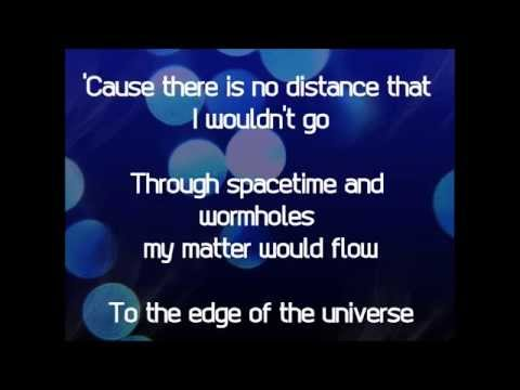 The Science Love Song with lyrics
