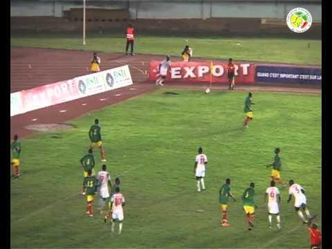 FINALE UEMOA 2011 Sénégal - Mali 1-0