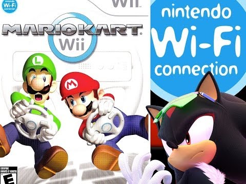 Mario Kart Wii Wifi Connection