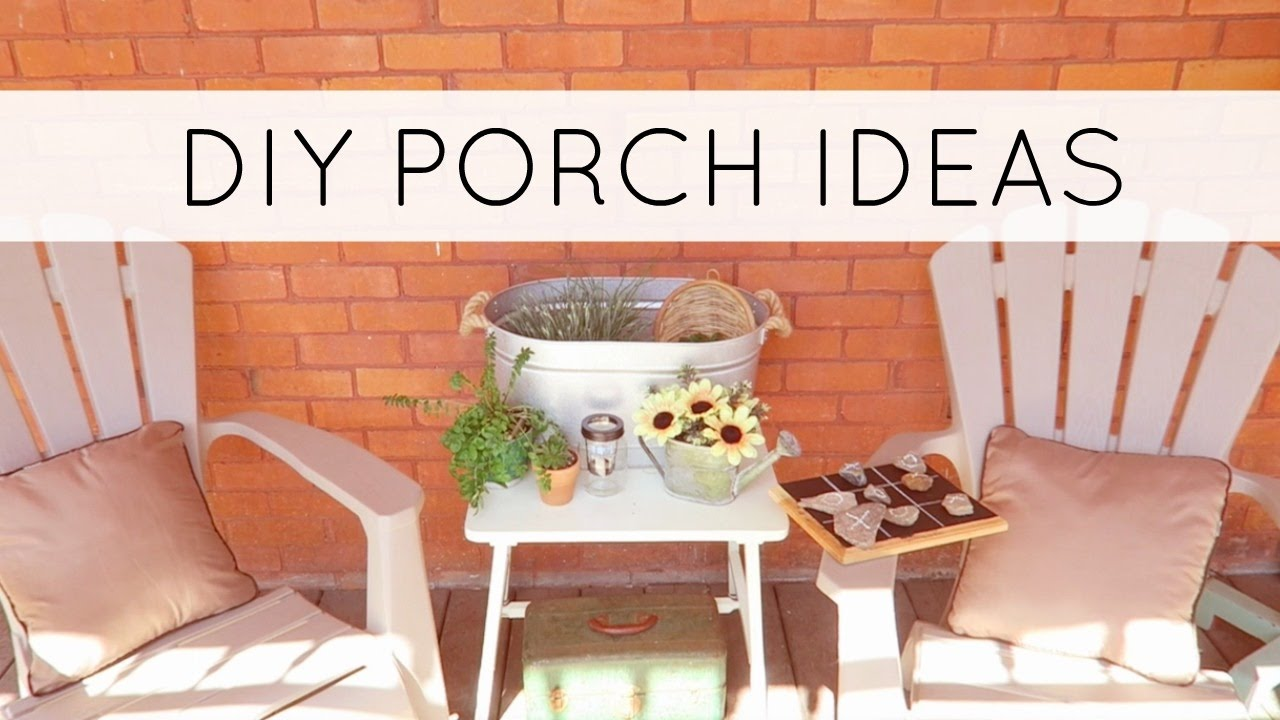 Summer porch tour with dollar tree diys outdoor diy and decor summer porch tour with dollar tree diys outdoor diy and decor challenge solutioingenieria Images