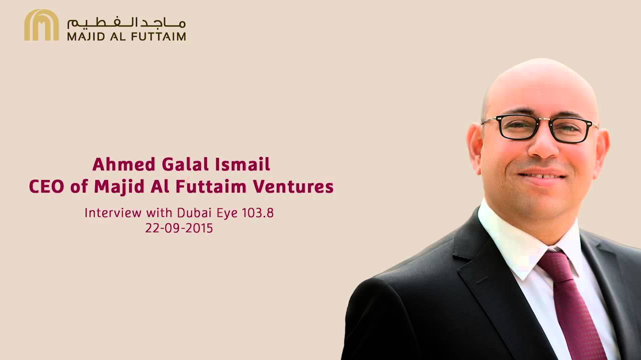 Ceo Of Majid Al Futtaim Ventures Talks About Innovation