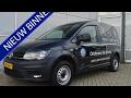 Volkswagen Caddy DEMO € 3.557,- voordeel. Bestelwagen Comfortline 1.6TDI 75Pk Ac / Navi bt tel
