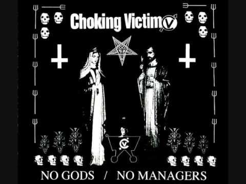 Choking Victim- No Gods/No Managers [1999] Full Album