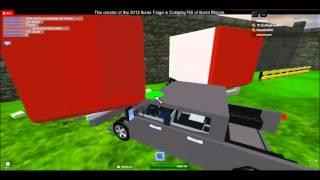 2013 Ikeda Taiga Underride Crash Test-ROBLOX