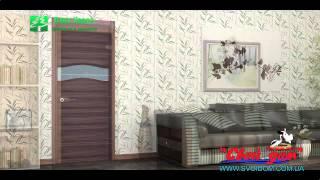 видео Межкомнатные двери в любой дом