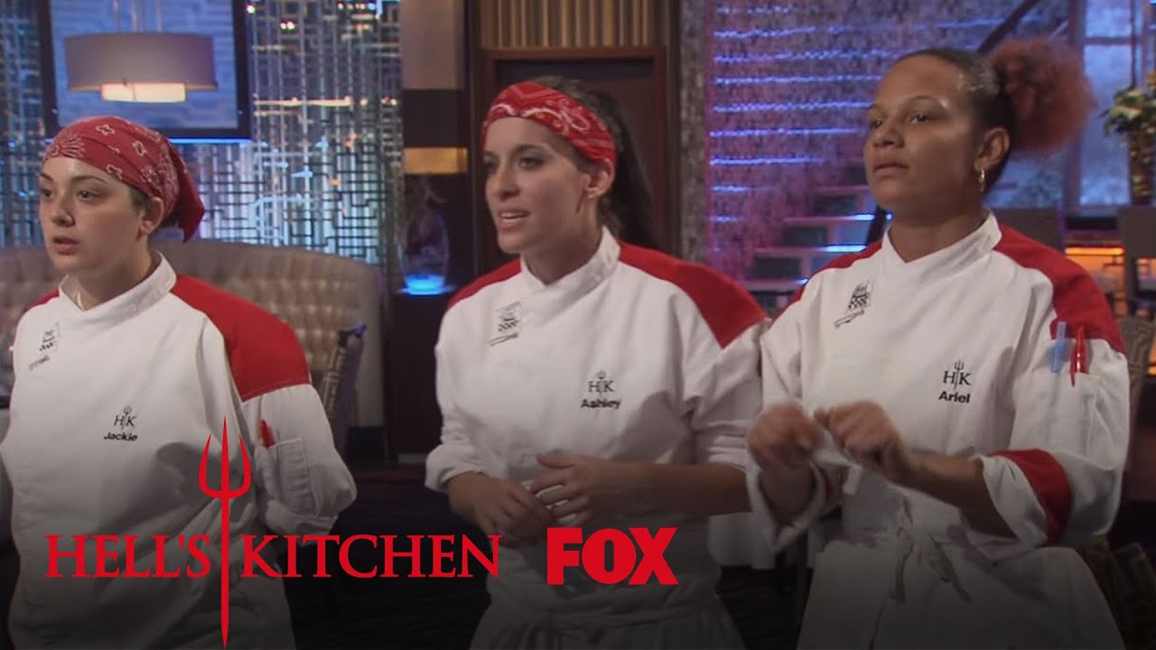 Pure adrenaline season 15 ep 11 hell 39 s kitchen youtube for Hell s kitchen season 15 episode 1