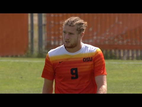 Recap: Oregon State men's soccer falls to UC Irvine in final non-conference match