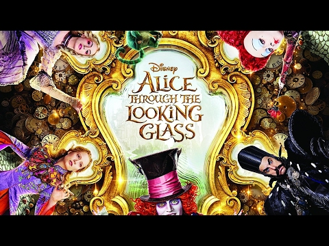 Alice Through the Looking Glass Soundtrack Tracklist