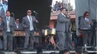 Miguel Angel Tzul Y Su Marimba Orquesta