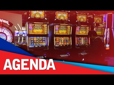 'What value does the gambling industry give to PH?'