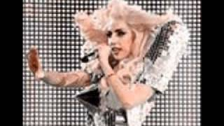 bad romance instrumental with backing vocals