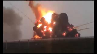 Подборка-Взрывы ракет.