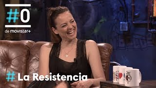 LA RESISTENCIA - Entrevista a Leonor Watling | #LaResistencia 18.06.2018