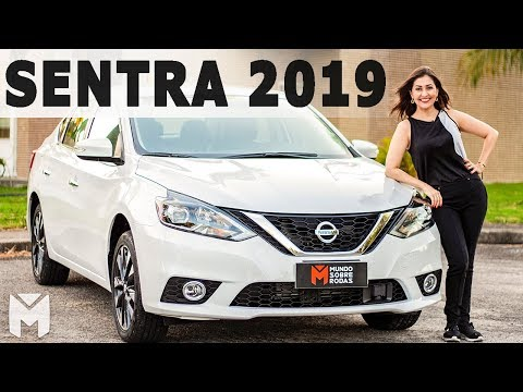 Nissan Sentra 2019 2.0 CVT SL