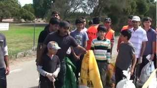 Australia Cleanup Day 4th March 2012