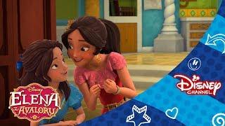 Elena z Avaloru – Sestry najdou čas. Pouze na Disney Channel!