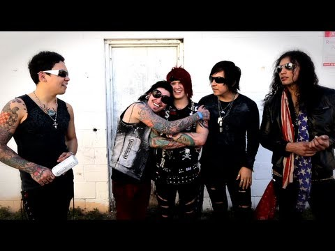 Interview: Escape the Fate