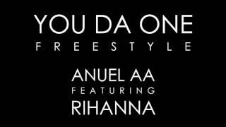anuel aa you da one ft rihanna audio oficial