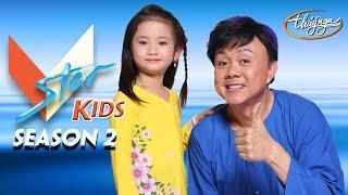 Chí Tài & Trịnh Hà Kim Ngân - VSTAR Kids Season 2 (Đêm Trao Giải)