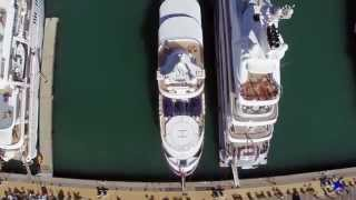 The Yachts of Antibes