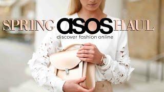 ASOS SPRING HAUL         Unboxing & Try On      🌸 #FashionMumblrSpringEdit  🌸