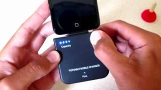 Дополнительный внешний аккумулятор для iPod, iPhone(, 2012-07-18T12:25:30.000Z)