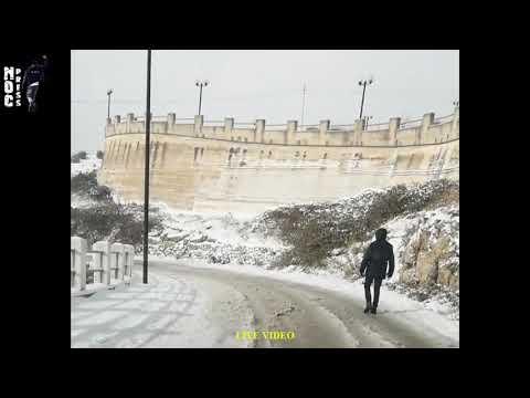 Emergenza Neve. [VIDEO] Monte Sant'Angelo, la situazione di questa mattina