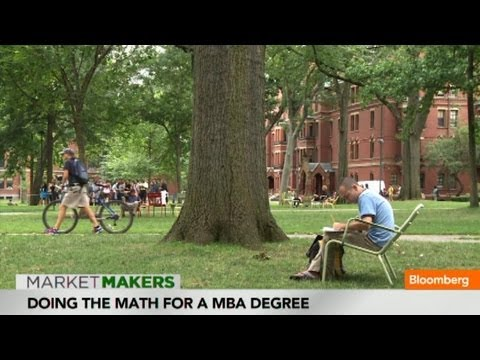 Is That MBA Degree Worth the Money? - YouTube