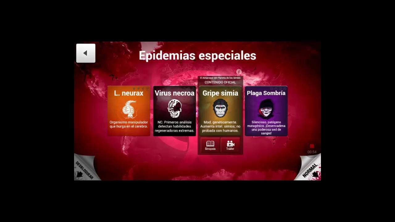 Poner plague inc full en español todas las plagas Android ...