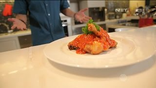 Ayam Tomat - eKitchen with Chef Norman